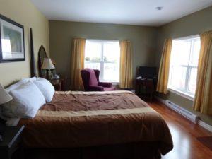 Seawind Landing Country Inn: Moon Shell Room