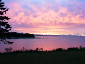 SeaWind Landing - Sunrise from Morning Light