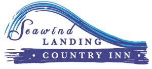 Sea Wind Landing - Logo Rounded Edges