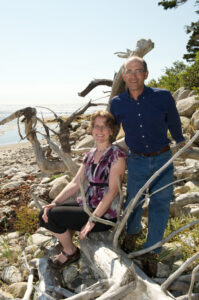 Ann Marie & Dave, Owners and Operators of Seawind Landing Country Inn