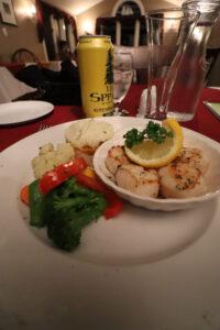 Dining at Seawind Landing