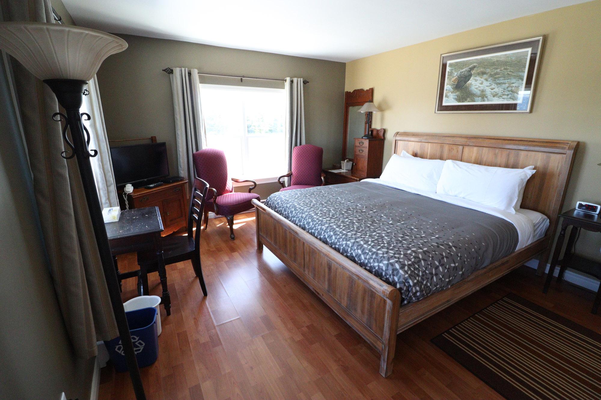 Rooms at Seawind Landing
