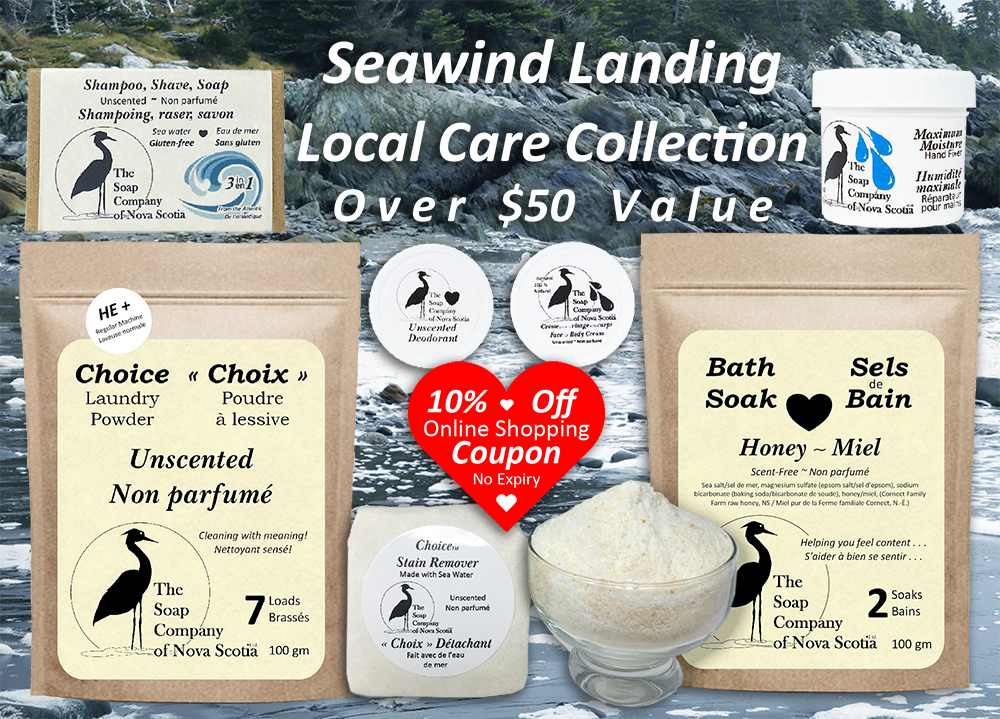 Seawind Landing 2021 - Local Care Collection